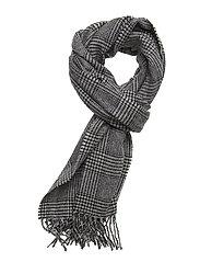 Erik scarf 10274 - BLACK CH