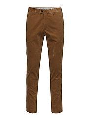 Laurent pants 10518 - CARAMEL CAFE