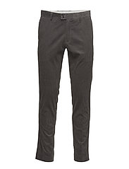 Laurent pants 10518 - IRON GATE