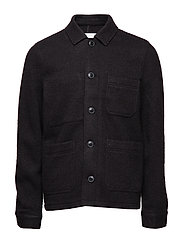 Worker jacket 10577 - BLACK