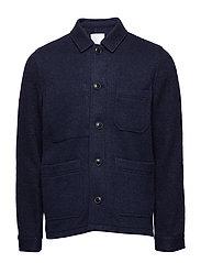 Worker jacket 10577 - DARK SAPPHIRE