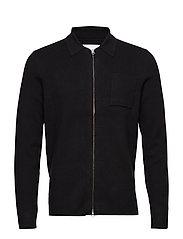 Guna zip 10490 - BLACK