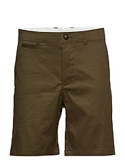 College shorts 7321 - OLIVE NIGHT