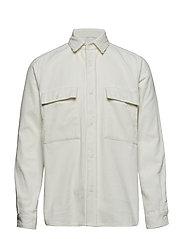 Waltones overshirt 10520 - CLEAR CREAM