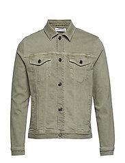 Laust jacket 10999 - DEEP LICHEN GREEN