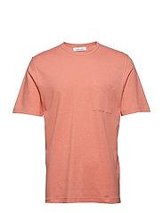 Bredebro t-shirt 9662 - TERRA COTTA