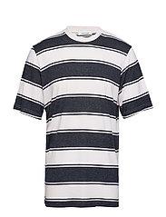 Bandholm t-shirt st 10963 - DARK SAPPHIRE ST.
