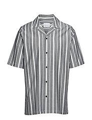 Oscar AX shirt 10923 - DARK SAPPHIRE ST.