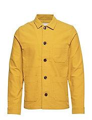 Worker jacket 10816 - OLIVE OIL