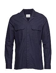 Verner AE shirt 10923 - NIGHT SKY