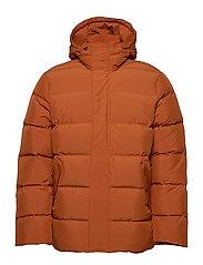 Bjarket jacket 8306 - UMBER