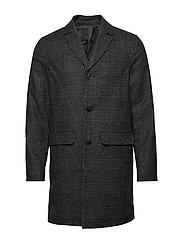 Grin coat 11122 - BLACK CH.
