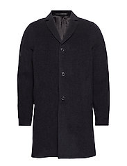 Bryn coat 11124 - DARK GREY MEL.