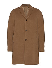 Bryn coat 11124 - ERMINE