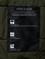 Samsøe Samsøe - Bel jacket 11183 - rainwear - deep depths - 7