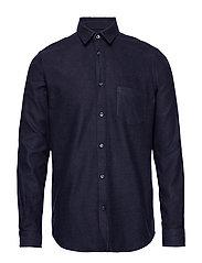 Liam NA shirt 7383 - NIGHT SKY MEL.