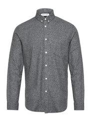 Liam BA shirt 11245 - DEEP FOREST MEL.