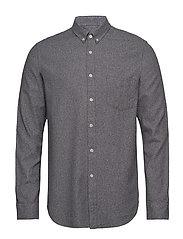 Liam BA shirt 11245 - GREY MEL.