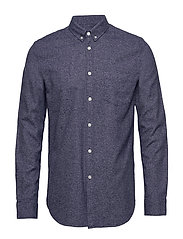 Liam BA shirt 11245 - NIGHT SKY MEL.