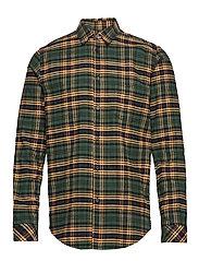Liam NA shirt 11209 - DEEP FOREST CH.