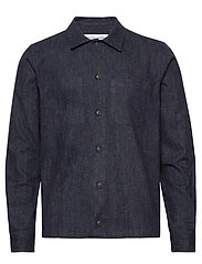 Ruffo JC shirt 11266 - DARK GREY MEL.