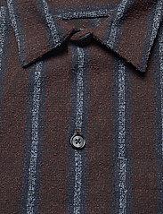 Samsøe Samsøe - Taka JY shirt 12972 - chemises à carreaux - black coffee st. - 2