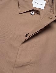 Samsøe Samsøe - Torrex coat 13105 - manteaux legères - caribou - 2