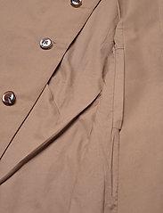 Samsøe Samsøe - Torrex coat 13105 - manteaux legères - caribou - 4