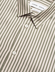 Samsøe Samsøe - Liam NX shirt 13084 - geruite overhemden - deep lichen green st. - 3