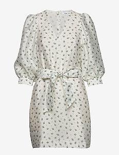 Henrietta dress aop 11244 - short dresses - crocus