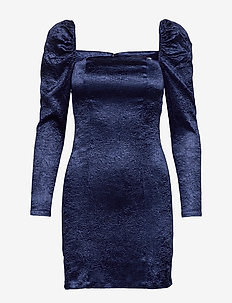 Nomie dress 12734 - cocktail dresses - blue depths