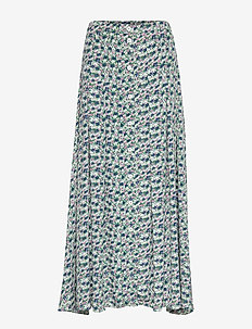 Cinda skirt aop 10056 - FORGET ME NOT