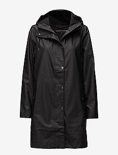 Stala jacket 7357 - vêtements de pluie - black