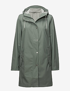 Stala jacket 7357 - regnjakker - chinois green