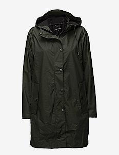 Stala jacket 7357 - regnkläder - rosin