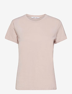 Solly tee solid 205 - t-shirts - hushed violet