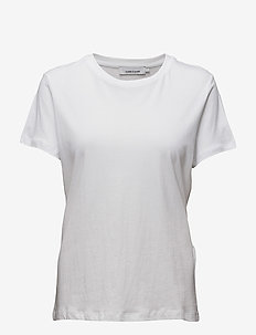 Solly tee solid 205 - t-shirts - white