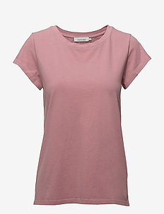 Liss ss gd 3174 - t-shirts - dusty rose
