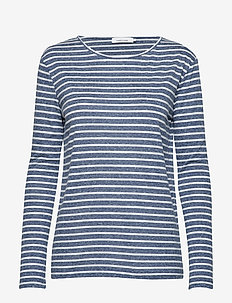 Nobel ls stripe 3173 - 3173 WHITE/BLUE