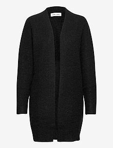 Nor cardigan 7355 - koftor - black