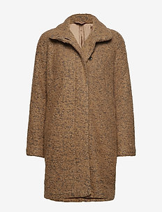 Hoff jacket 6182 - villakangastakit - khaki mel.