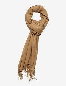 Accola maxi scarf 2862 - KHAKI