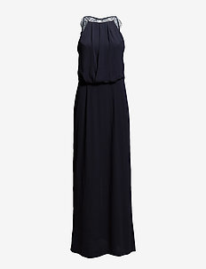 Willow dress long 5687 - TOTAL ECLIPSE