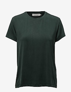 Siff tee 6202 - basic t-shirts - darkest spruce