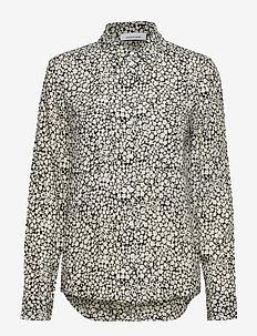 Milly shirt aop 7201 - ECRU BUTTERCUP