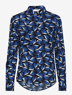 Milly shirt aop 7201 - LEAF