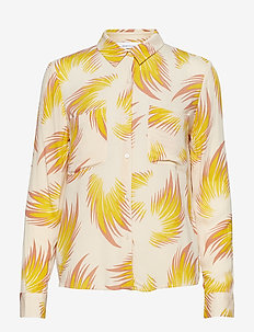 Milly shirt aop 7201 - SUN FEATHER