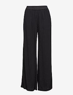 Nessie pants 6515 - vida byxor - black
