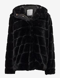 Saba jacket 7309 - BLACK