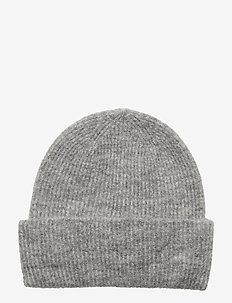 Nor hat 7355 - mutsen - grey mel.